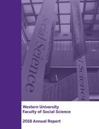2018 Annual Report - Western University Faculty of Social Science