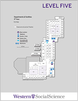 click here to see Social Science Level 5 floor plan