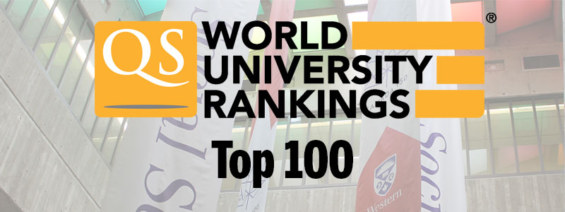 Faculty of Social Science ranked 91 in the world