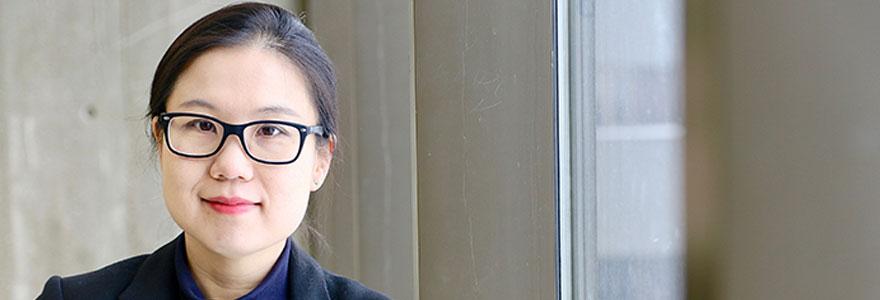 Kate Choi, Associate Professor, Department of Sociology