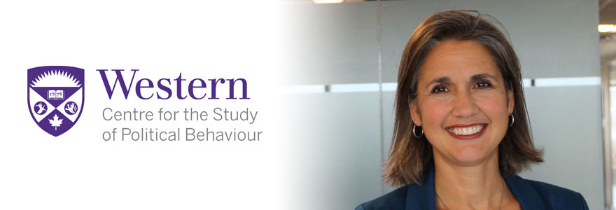 Laura Stephenson is Director of the Centre for the Study of Political Behaviour