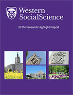Western Social Science 2015 Research Highlight Report
