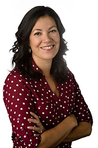 Chantelle Richmond, Canada Research Chair in Indigenous Health and Environment