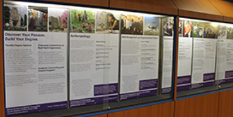 Posters of Graduate Programs offered by Faculty of Social Science at Western University